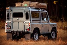 1971 Land Rover Series lll
