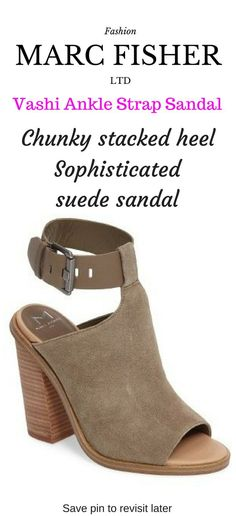 3e0fe34063e Love these Marc Fisher suede sandal  shoes! Women s fashion Suede Sandals