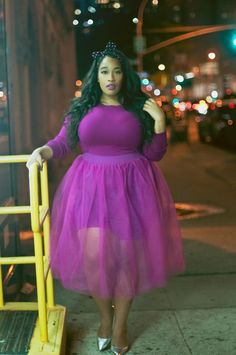 essiegolden:   Thank you for every share, like and... - F Y! Plus Size