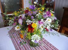 Wiesenblumen  Blumen  Pinterest