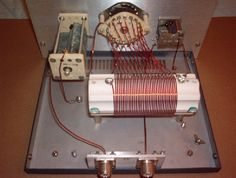 Interesting Amateur antenna tuners