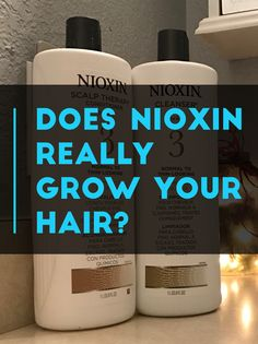 Nioxin is a pretty expensive hair treatment line that supposedly thickens your hair. But does it actually work? Here is my experience...