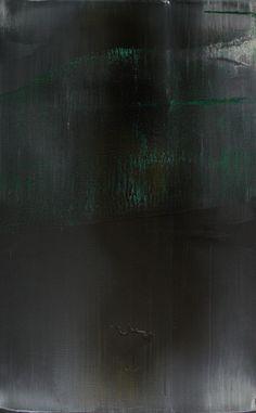 Koen Lybaert; Oil, 2013, Painting abstract N° 596