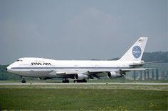 Boeing 747-100 Pan American World Airways