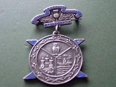 Edinburgh-Western-general-Nursing-nurse-hospital-badge-medal