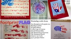 4th-of-July-Handprint-Crafts