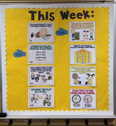 Cute way to display and use standards