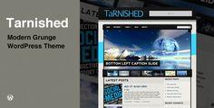 Tarnished: Blog/Business Grunge WordPress Theme - http://themeforest.net/item/tarnished-blogbusiness-grunge-wordpress-theme/162472?ref=xpertwebservices