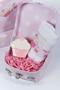 New born gift box Baby girl gift Baptism gift First by eAGAPIcom