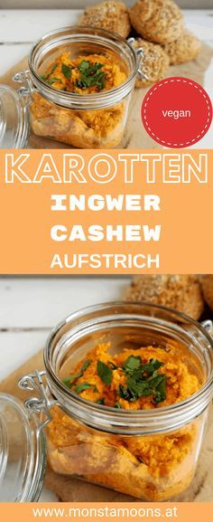 Carrot and pepper ginger spread – vegan, gluten-free – Famous Last Words Healthy Beef Recipes, Vegan Recipes Videos, Beef Recipes For Dinner, Healthy Meals For Kids, Ground Beef Recipes, Vegan Recipes Easy, Kids Meals, Vegetarian Recipes, Clean Eating Snacks