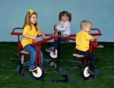 Spyder Ryder Seat Bouncer) - Outdoor Playsets: Commercial Playground Equipment for schools, churches, parks from Playtime Preschool Playground, Playground Slide, Backyard Playground, Backyard Toys, Preschool Themes, Kids Outdoor Play, Outdoor Fun, Commercial Playground Equipment, Jungle Gym
