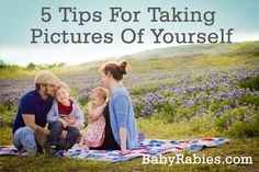 5 Tips For Taking Pictures Of Yourself