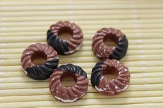 New arrival 50pcs/lot 16mm resin food Kawaii coffe chocolate Doughnut Donut Resin Flatback Cabochons for DIY phone case deco-in Resin Crafts from Home & Garden on Aliexpress.com | Alibaba Group