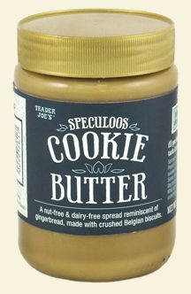 Item of the Day: Trader Joe's Speculoos Cookie Butter