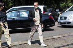 , Milano Moda Uomo 2014, outside tod's