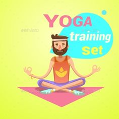 Buy Yoga Retro Cartoon by macrovector on GraphicRiver. Yoga retro cartoon with happy man in lotus pose vector illustration. Editable EPS and Render in JPG format Lotus Vector, Yoga Today, Lotus Pose, Man Vector, Retro Cartoons, Ashtanga Yoga, Yoga For Men, Fantastic Art, Workout For Beginners