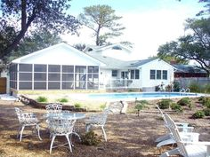 Virginia Beach Vacation Rental - VRBO 121089 - 4 BR Hampton Roads House in VA, Luxury Home with Pool and Boat Dock