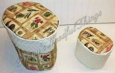 Check out this item in my Etsy shop https://www.etsy.com/listing/230381618/cream-quilted-farmers-market-cover-set