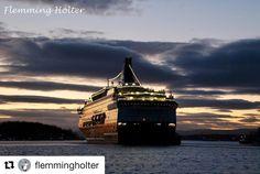 Hvor er ditt neste reisemål? #reiseblogger #reiseliv #reisetips #reiseråd  #Repost @flemmingholter (@get_repost)  Danskebåten