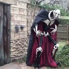 Star Wars General Grievous Cosplay It's so cool! Star Wars Clone Wars, Finn Star Wars, Star Wars Helmet, Sith, Thrawn Star Wars, Star Wars Party, Best Cosplay, Cool Cosplay, Amazing Cosplay