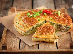 Flan de thon provençal - The Best Healthy Dog Recipes Easy Cooking, Healthy Cooking, Healthy Snacks, Cooking Recipes, Quiches, Chefs, Dog Recipes, Easy Food To Make, Special Recipes