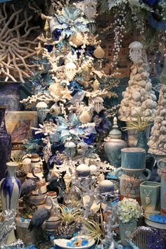 "Seaside Christmas Display 2013 "" Santa Ana, California -  shinodadesigncenter.net"