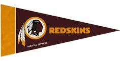 Washington Redskins Mini Pennants - 8 Piece Set