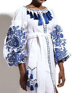 Ukrainian designer Yuliya Magdych combines ukrainian traditions and modernity. Folk Fashion, Ethnic Fashion, Diy Fashion, Womens Fashion, Fashion Design, Fashion Trends, Modest Fashion, Hijab Fashion, Moda Hippie