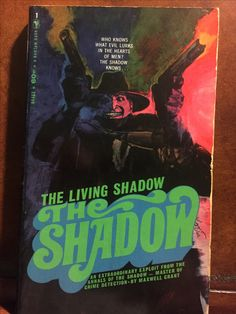 The Shadow: The Living Shadow (Bantam #1)