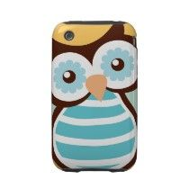 Owl Phone Case - so in love with Owls - too cute!