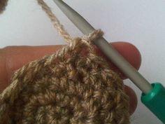 Základní postupy :: MámToNaHáčku Diy And Crafts, Hair Styles, Crochet, Beauty, Hair Plait Styles, Hair Makeup, Hairdos, Ganchillo, Haircut Styles