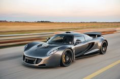 Venom GT does 0-60 in 3.1 seconds and does 270.49mph which is the record! all this with a v8?!*&^%%$^&£76£!!!!!!!!