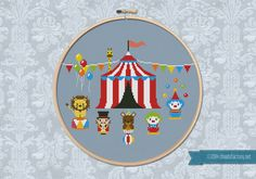 Ladies and gentlemen, boys and girls, children of all ages, welcome to the greatest show on earth! The Magnificent Stromboli's Circus!! This