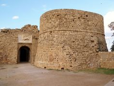 FAMAGUSTA, CYPRUS CRUSADER CASTLE - Google Search