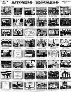 Photo Wall, Writers, Classroom, School, Historia, Photograph