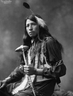 Richard White Bull - Oglala - 1899