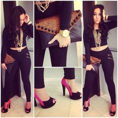 Olivia Blois Sharpe style #Jerseylicious