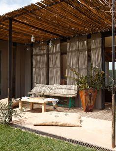 Interiors by menossi Outdoor Spaces, Outdoor Living, Outdoor Decor, Outer Space, Garden Design, Living Spaces, Spain, Relax, Backyard