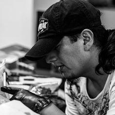 Arturo Tenius - Tenius Tattoo Perú
