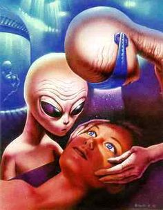 O Mecanismo das Abduções Alienígenas