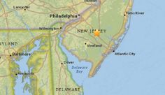 Sonic Boom:  What's Shaking South Jersey Multiple Times  | NBC 10 Philadelphia