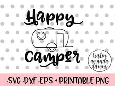 Happy Camper Summer