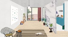 Interior Architecture in the Post-Digital Drawing Era – dTank