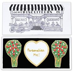 Biscuiteers are the original luxury biscuit boutique offering a great range of hand iced delicious biscuit gifts & chocolates for delivery worldwide