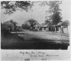 Halfway Tree village 1885