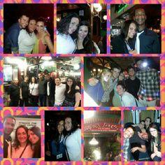 Last night out in Tiberius photo credit: Rebecca Spiegel
