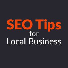 Marketing tips for businesses with a physical address. Handy DO & DONT list + 4 Strategies for getting noticed.