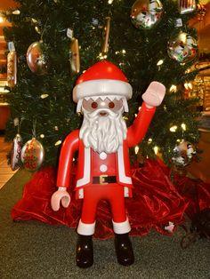Santa Claus at Oglebay 2016