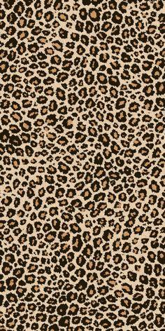 Leopard Print Beach Towel