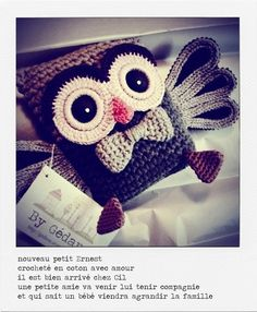 Owl and a bow!? My two favorite things!!